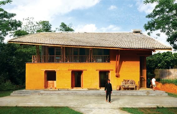 Nhà cộng đồng Home stay Nậm Đăm (Quản Bạ, Hà Giang)