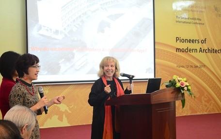Hội thảo quốc tế Kiến trúc Hiện đại Đông Nam Á lần thứ 2