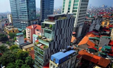 Mật độ và sức sống đô thị Hà Nội: Sức sống mới phá vỡ quy hoạch