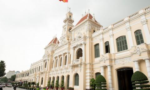 AkzoNobel Việt Nam tài trợ 3.000 lít sơn để tân trang tòa nhà Uỷ ban Nhân dân TP.HCM