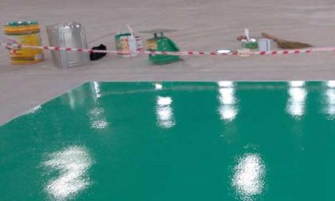 Hiện trạng và giải pháp thi công sơn epoxy cho khu vực ẩm thấp