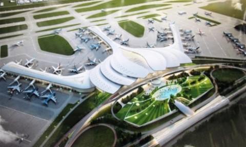 Bộ GTVT trình Chính phủ 3 phương án xây dựng nhà ga sân bay Long Thành