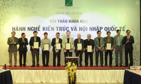 Thỏa thuận về dịch vụ kiến trúc giữa các nước Asean