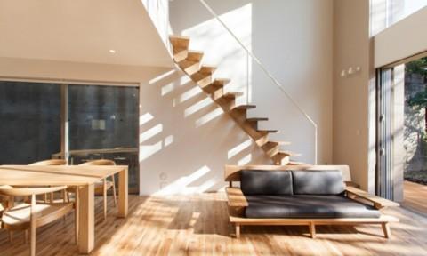 Tư duy tinh tế từ 8 quy tắc thiết kế nội thất Nhật Bản