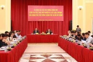 Tổ công tác của Thủ tướng Chính phủ làm việc với Bộ Xây dựng