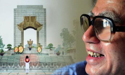 KTS Lê Hiệp với chuyện thiết kế Đài tưởng niệm Bắc Sơn