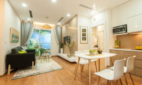 Săn tìm căn hộ tiện nghi nhiều ưu đãi