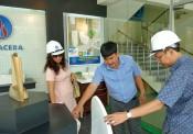 """Viglacera và Đại học Xây dựng – mô hình đào tạo """"học đi đôi với hành"""""""