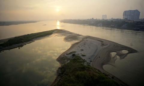 Nhà tài trợ muốn quy hoạch hai bên bờ sông Hồng như sông Tiền Đường