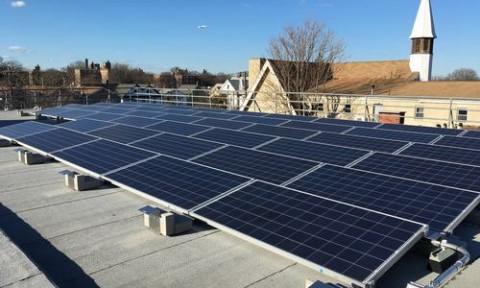 Dự án năng lượng mặt trời cho cộng đồng đầu tiên ở New York