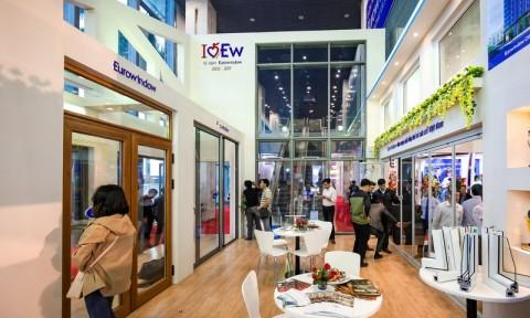 Vietbuild 2017 hút khách từ sản phẩm xa xỉ đến bình dân