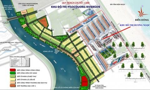 KĐTM Điện Nam – Điện Ngọc: Động lực cất cánh của đô thị miền Trung