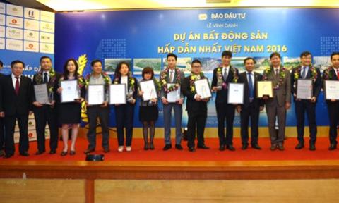 Lộ diện 15 dự án BĐS hấp dẫn nhất Việt Nam 2016