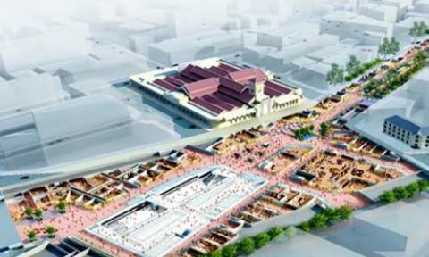 TP HCM quy hoạch không gian ngầm toàn thành phố
