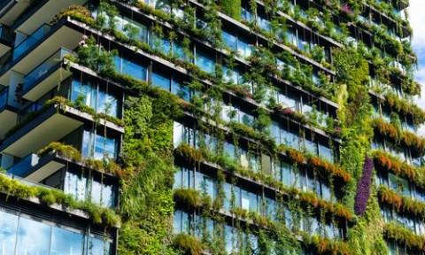 Phát triển kiến trúc mang tính bền vững ở UAE