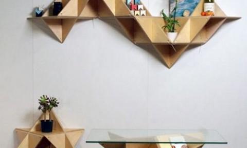 Nội thất họa tiết hình học – Lựa chọn cho kiến trúc hiện đại