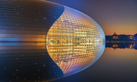 Kiến trúc choáng ngợp ở các đô thị khắp thế giới