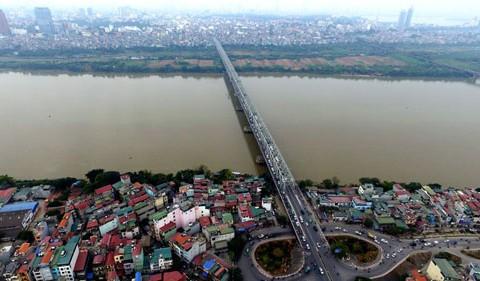 Viện thiết kế Trung Quốc tham gia lập quy hoạch bờ sông Hồng