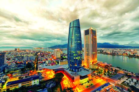 Tòa nhà ' Hải đăng' TP Đà Nẵng