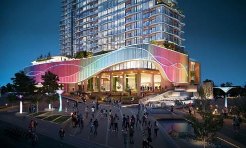 Cận cảnh kiến trúc dự án Coco Ocean-Spa Resort Đà Nẵng