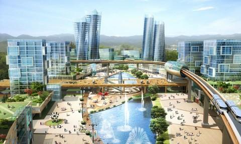 Đô thị thông minh nhất của khu vực châu Á – Thái Bình Dương