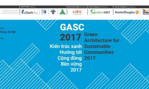 GASC 2017: Có gì hấp dẫn trong chương trình hoạt động ?