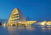 Mời tham dự giải thưởng Kiến trúc Quốc tế Baku lần 3