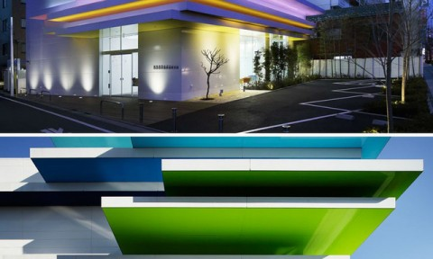 14 công trình kiến trúc sáng tạo độc đáo tại Nhật