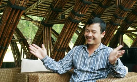 Trao Giải thưởng Prince Claus Hà Lan cho kiến trúc sư Võ Trọng Nghĩa