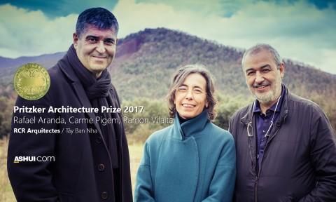Giải thưởng kiến trúc Pritzker 2017 công bố người chiến thắng