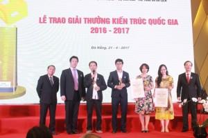 Vinh danh các công trình Kiến trúc quốc gia xuất sắc năm 2016 – 2017