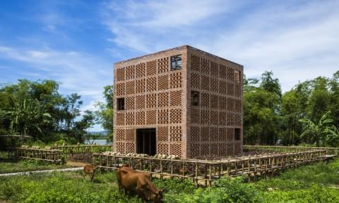 Kết hợp kiến trúc nhiệt đới cổ truyền vào các công trình hiện đại nhằm tăng hiệu quả sử dụng năng lượng