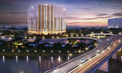 Tập đoàn T&T mở bán dự án view Sông Hồng giá từ 21 triệu đồng/m2