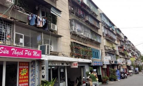 TP.HCM nỗ lực cải tạo, xây mới chung cư cũ