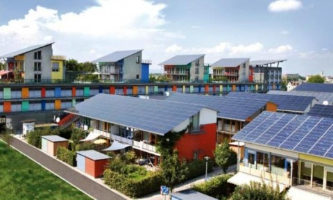 Kiến trúc tiêu thụ zero năng lượng trên thế giới