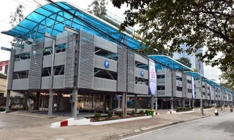 Lựa chọn nhà thầu lập quy hoạch hệ thống gara ngầm tại Hà Nội