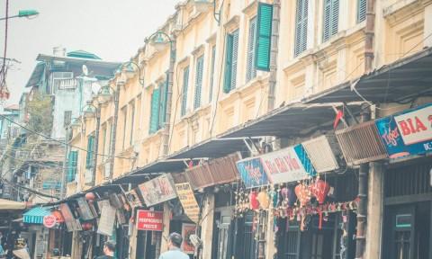 Những kiểu kiến trúc nhà ở tại Hà Nội