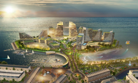 Novaland: Mua công ty 2.000 tỷ đồng để nắm một phần dự án Sunrise Bay Đà Nẵng
