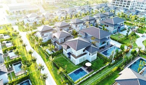 Không gian sống cao cấp trong Novotel Villas, Phú Quốc