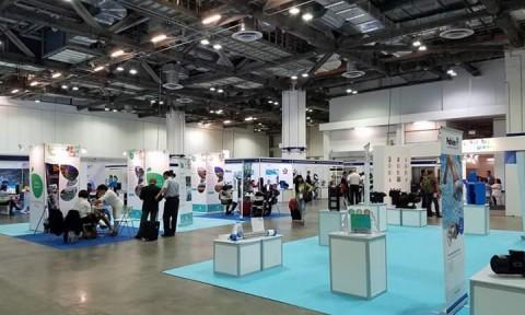 Khai mạc triển lãm Piscine Global Asia 2017 tại Singapore