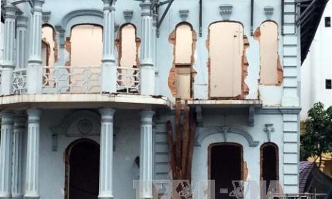 Mất dần theo thời gian những biệt thự cổ kiến trúc Pháp ở Huế