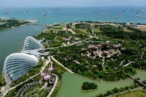 """Singapore trở thành """"đầu tàu"""" kiến trúc xanh của Châu Á như thế nào?"""