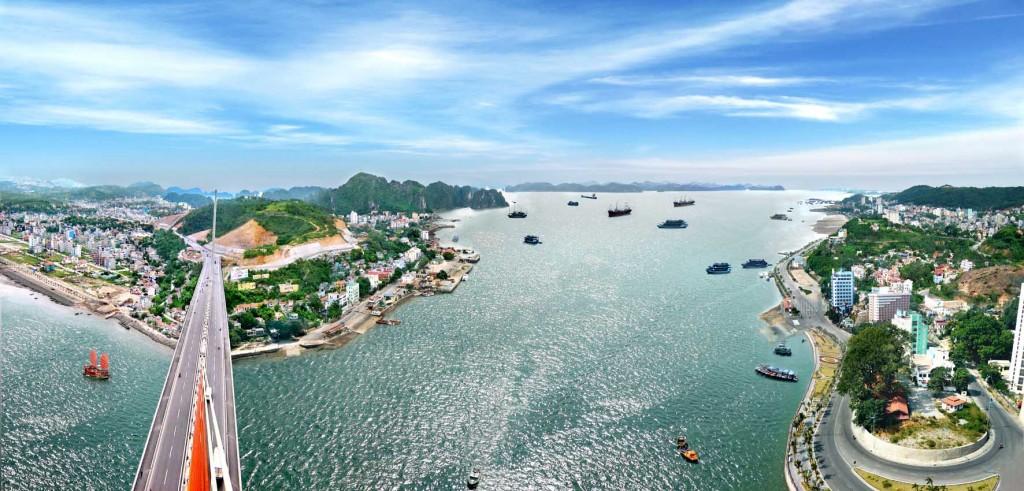 Không gian đô thị ven biển thành phố Hạ Long (Quảng Ninh)