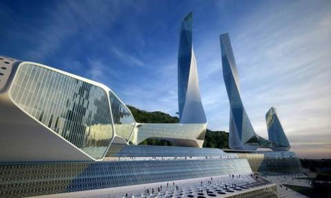 Ngôn ngữ của kiến trúc (phần 1):Ý nghĩa của các hình dạng