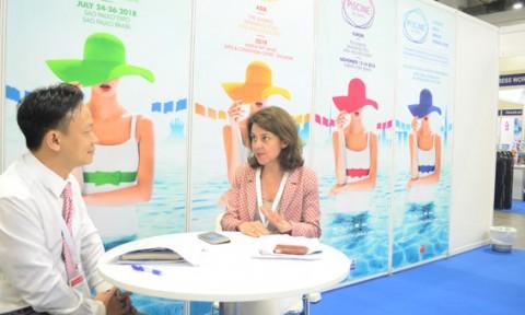 Piscine Global Asia 2017 & những tiềm năng thị trường bể bơi Việt Nam