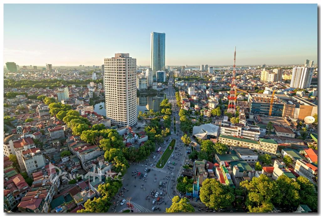 Thành phố Hà Nội (hình minh họa)