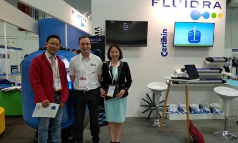 Hội thảo khoa học và giới thiệu công nghệ thiết bị bể bơi mới tại triển lãm Piscine Global Asia 2017, Singapore