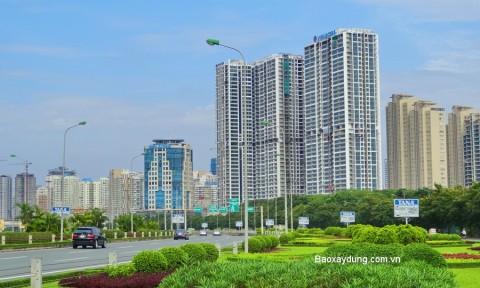 Xây dựng chung cư cao tầng: Phải kiểm soát chặt mật độ xây dựng