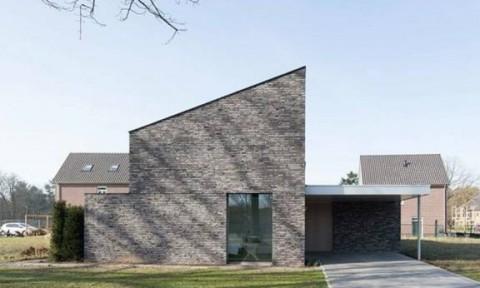 """Ngôi nhà """"năng lượng tích cực"""" ở Hà Lan"""