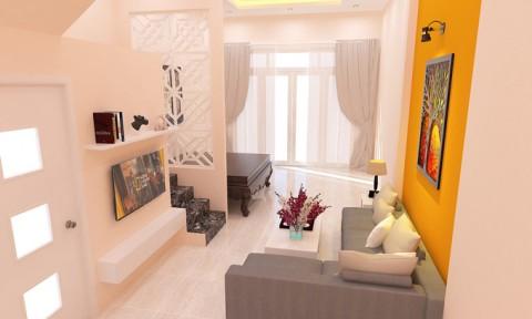 Tư vấn làm nhà 3 tầng đủ tiện nghi ở Sài Gòn với 750 triệu